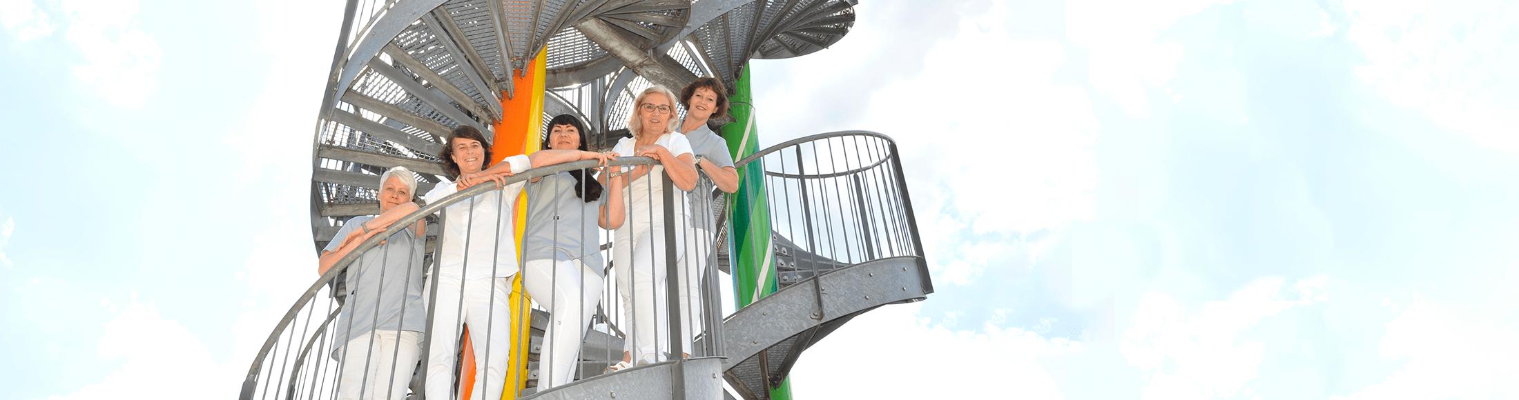 Frauenärztinnen am Fleetplatz Team
