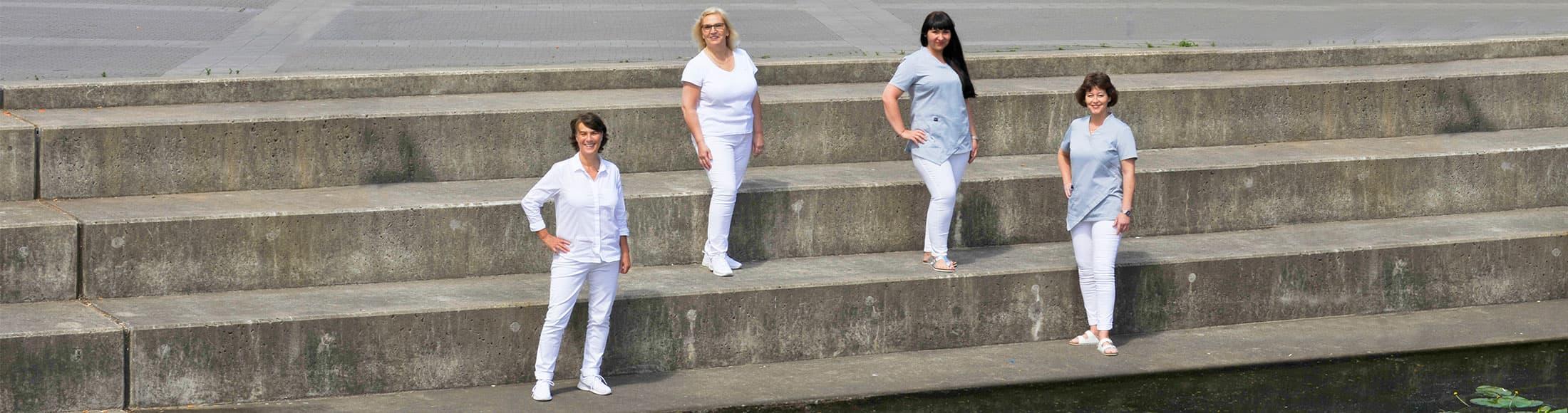 Frauenärztinnen Praxis Team für Hamburg